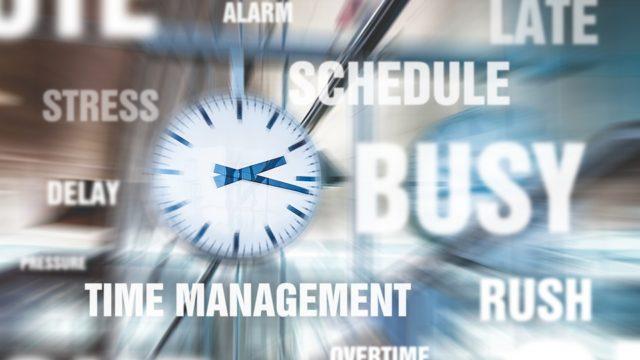 仕事のタイムマネジメントの方法